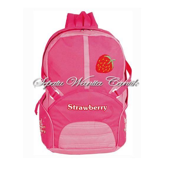 tas sekolah terbaru murah anak perempuan branded gendong lucu bmjs