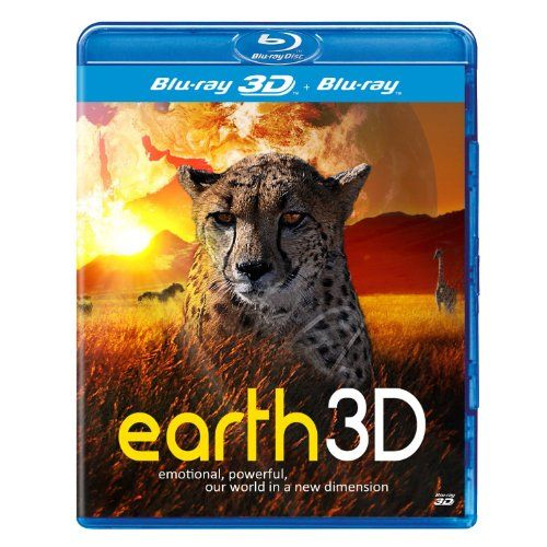 Earth 3d Blu Ray 3d Blu Ray Earth 3d Nature 3d Blu Ray