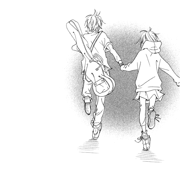 Manga Fascination Anime Running Running Illustration Manga