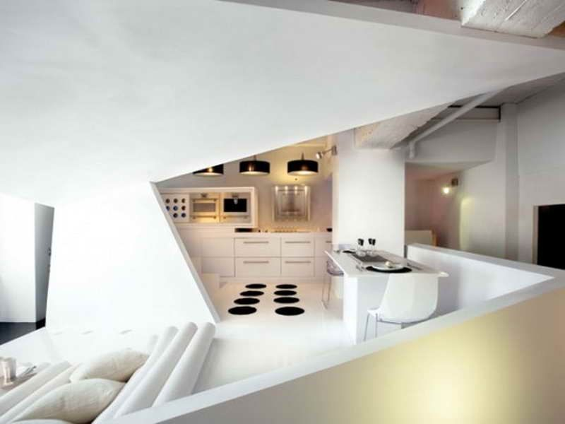 futuristic house interior. Gallery For gt  Futuristic House Interior Designs interior