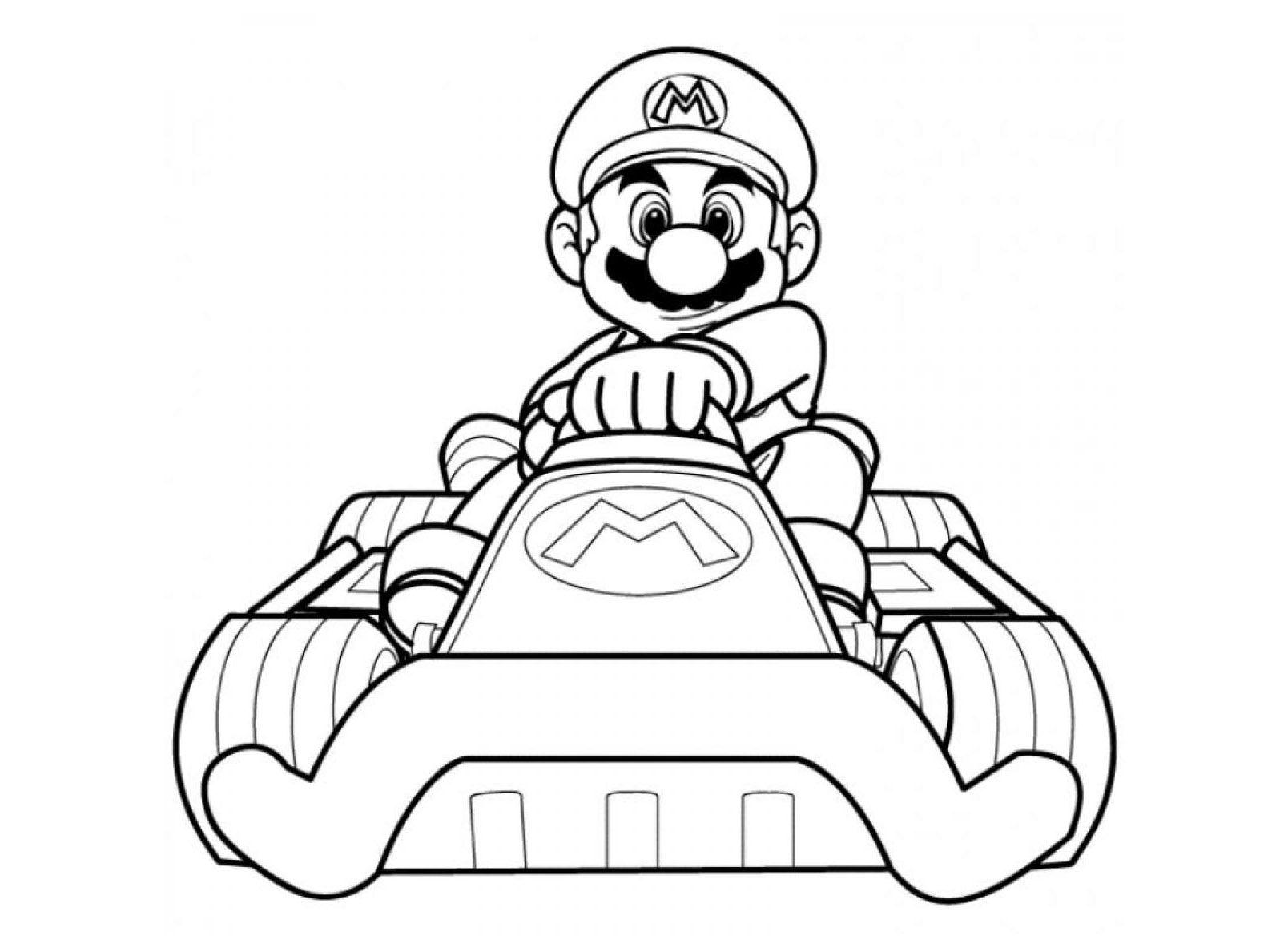 Coloriage Mario Bros | idée stickers et flex | Pinterest