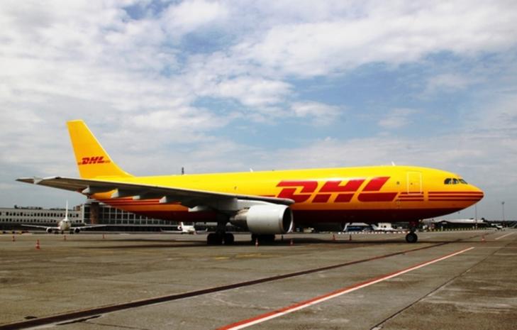 DHL Express A300 freighter Budapest, Cargo aircraft