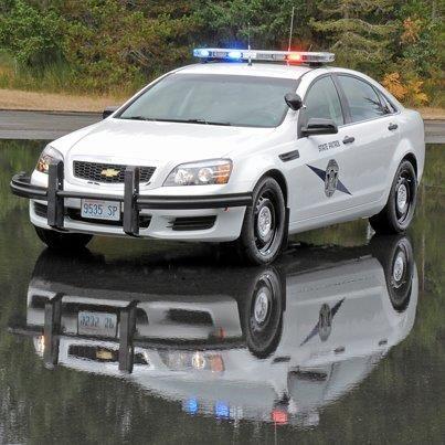 Washington State Patrol Chevrolet Caprice   Police Vehicles