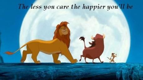 Disney The Lion King Easy Care