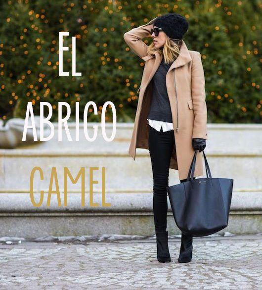 Abrigos camel 2015