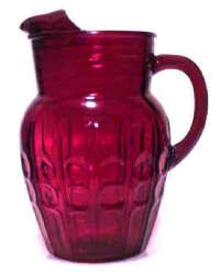 Red Dinnerware Rarity Ruby Red Vintage Stuff Tablescapes  sc 1 st  Pinterest & Pin by Jeri * on Glass - RUBY RED | Pinterest | Red dinnerware ...
