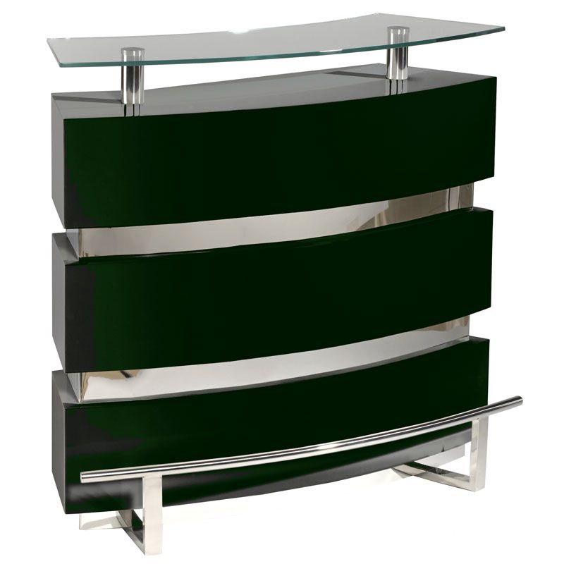 Modern Bar Tables A Contemporary Stand Alone That Is Sure To Be The Centerpiece In Any Room Available Black And White