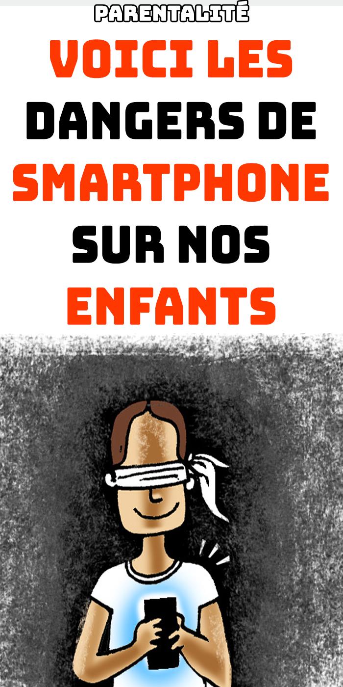Comment Les Smartphones Affectent Lesprit et Le Corps De Vos Enfants