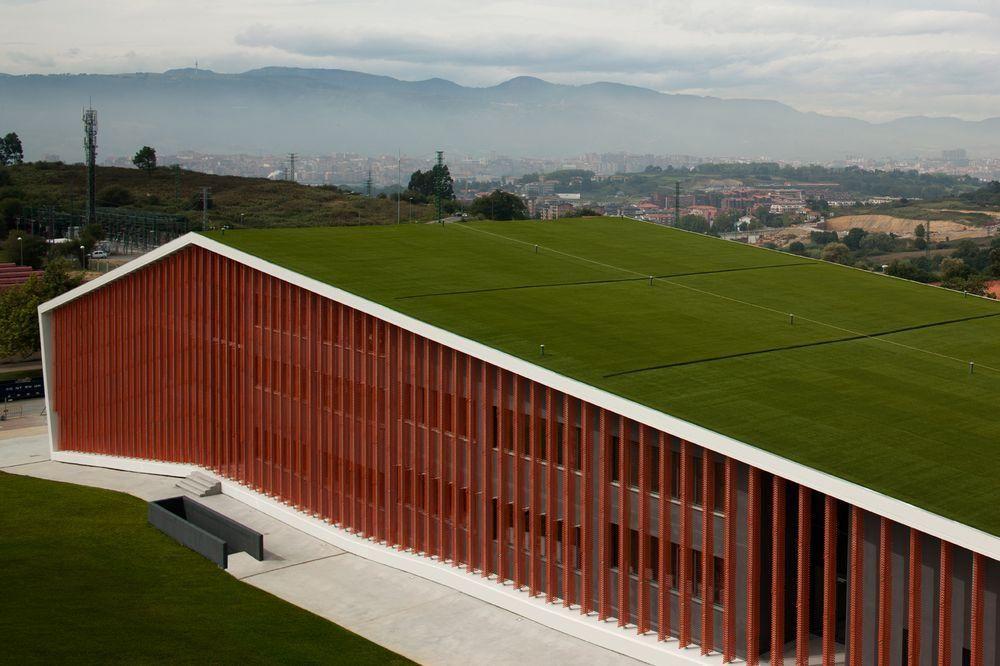 AECCafe.com - ArchShowcase - Magisterio Lejona in Leioa, Spain by ACXT Arquitectos