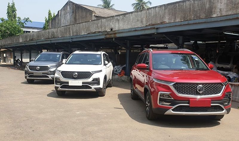 Mg Hector Colors Glaze Red White Silver Black Burgandy Red