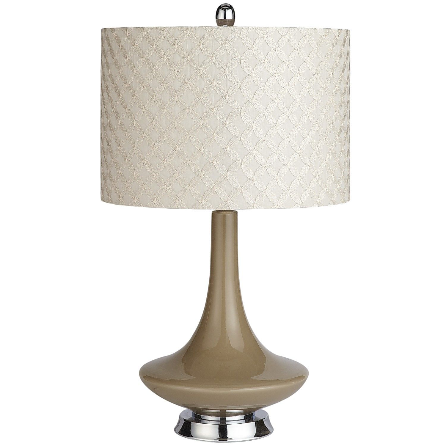 Modern Lamp Taupe Pier1 Com 75 00 Maybe For Guest Room Unique