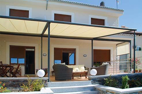 the stable awning system markilux pergola 210 ideas. Black Bedroom Furniture Sets. Home Design Ideas
