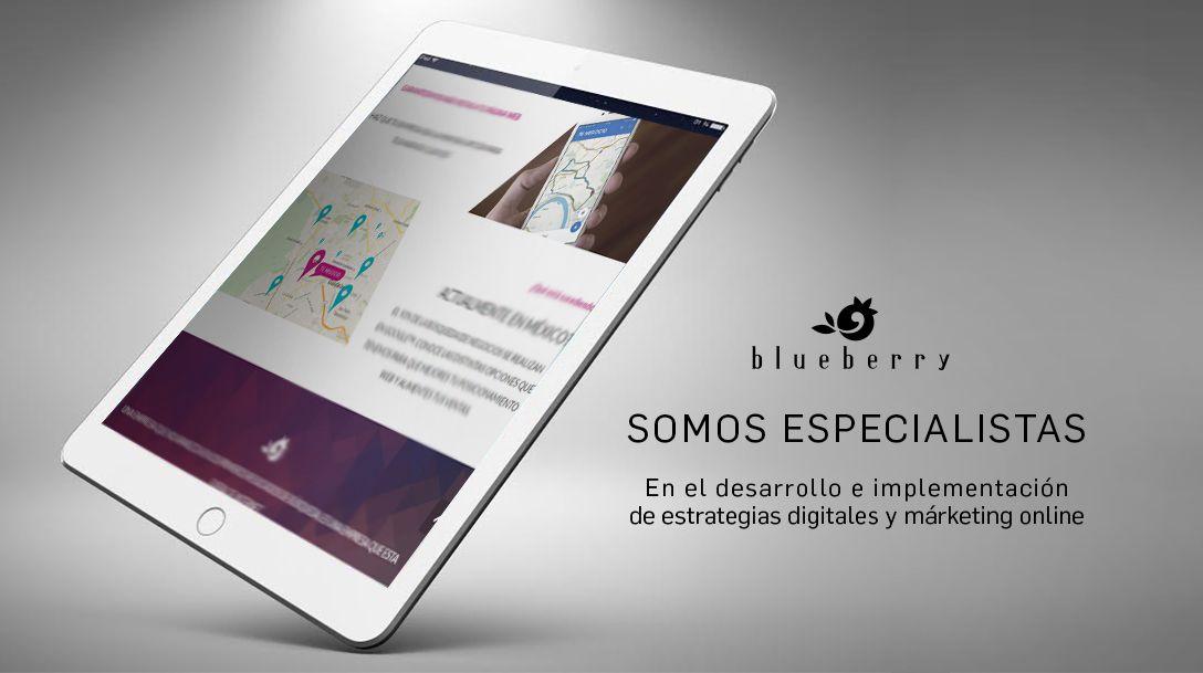 Somos especialistas en el desarrollo e implementación de marketing digital.