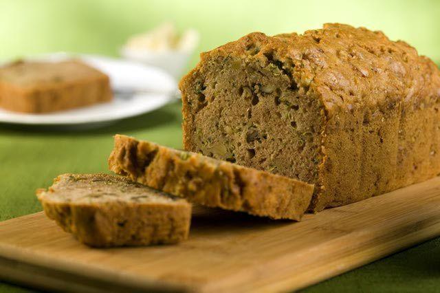 bread lovers  recipe  vegan eats  zucchini bread