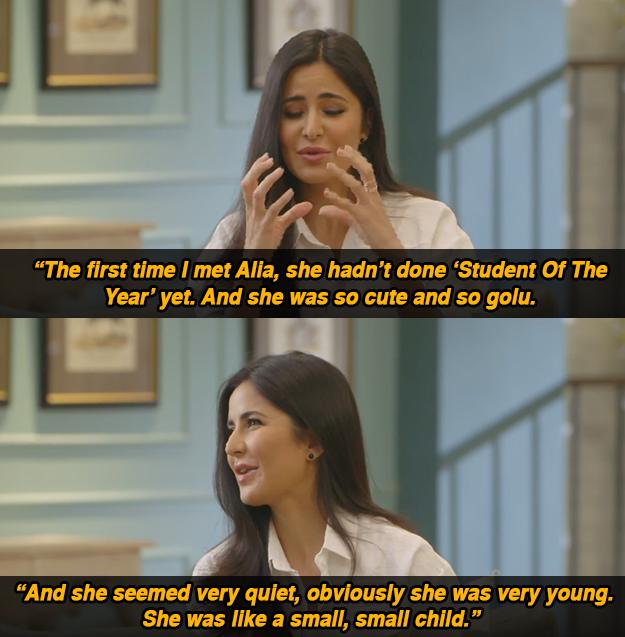 10 Hilarious Moments From Katrina Kaif And Alia Bhatt's Episode Of