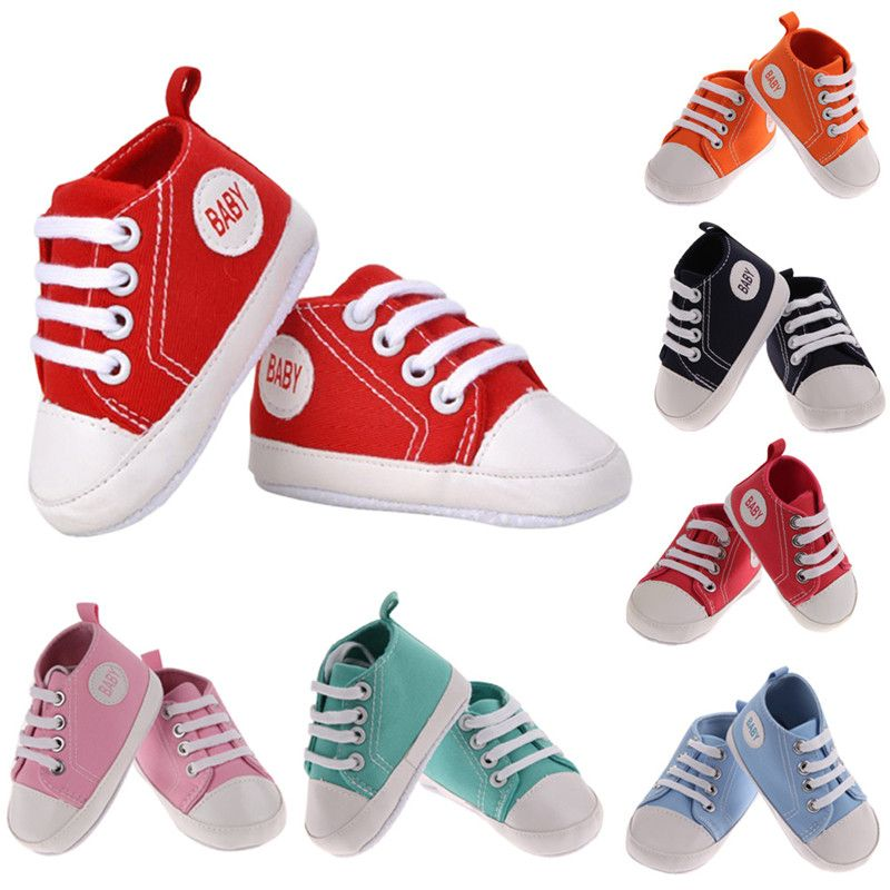 f7a886666dd96 Cool Baby Shoes Casual Spring Autumn Sports Shoes For Girls Kids Newborn  Boy First Walkers Children Infantil Canvas Shoes Sneakers -   - Buy it Now!