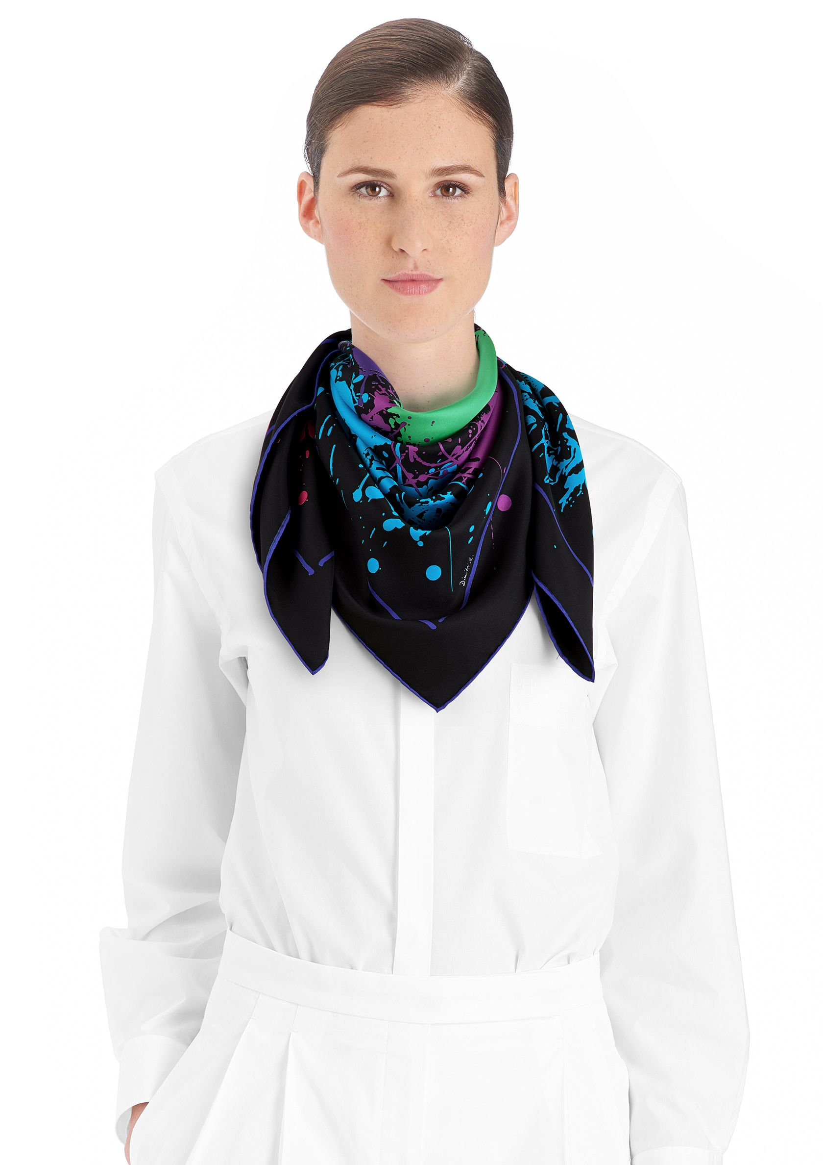 "36"" x 36"" scarf Hermès   Cheval Surprise Remix   HERMÈS   and ... 1b5e66f99c8"