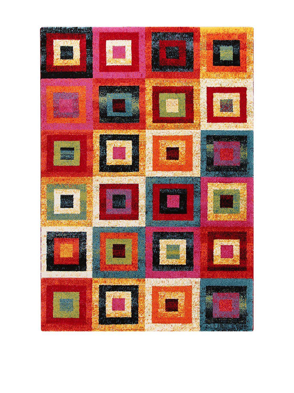ABC Tappeto Gioia A Multicolore 60 x 110 cm Amazon.it
