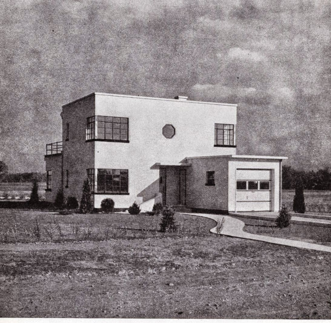 art moderne homes and interiors paul frankl ruhlmann and the