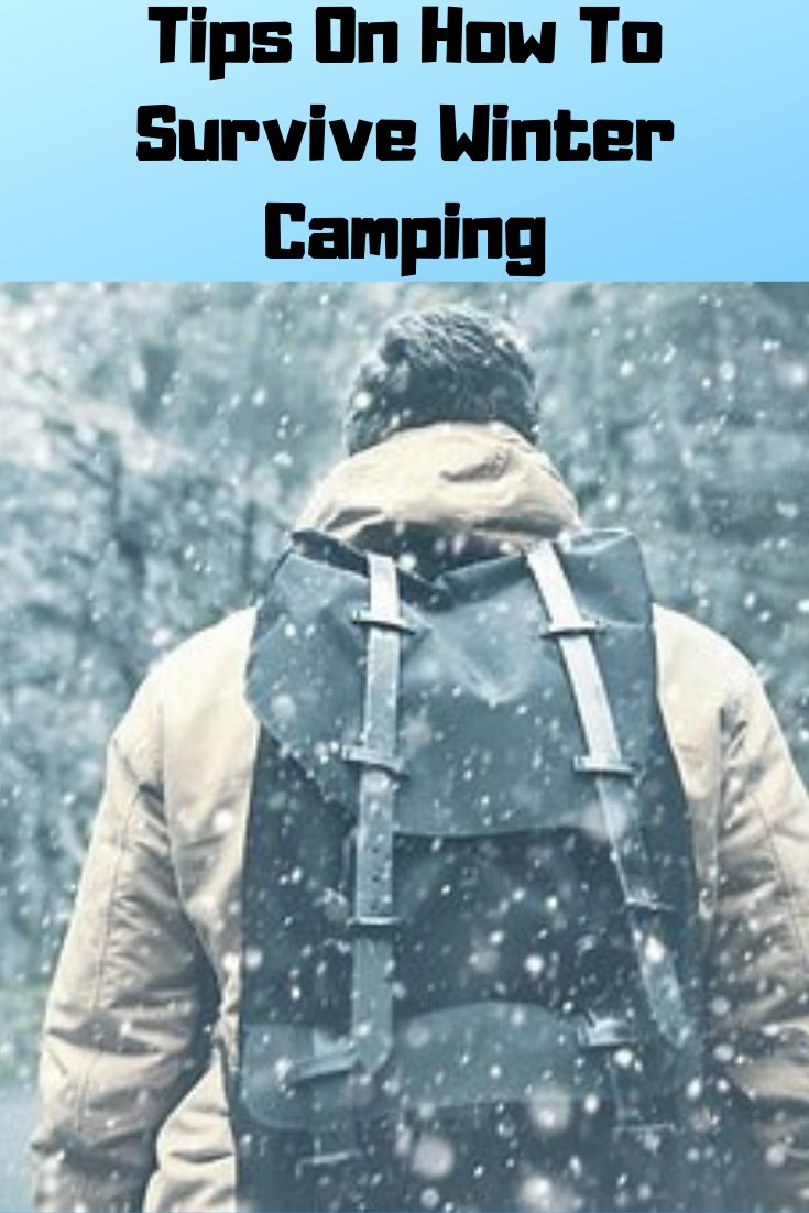 The Perfect Guide To Cold Weather Camping: Awesome Winter ...