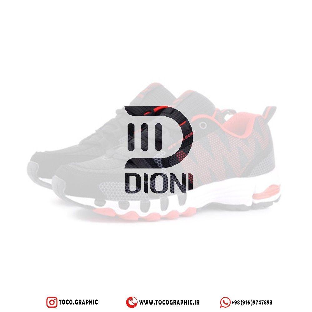 Download Design Logo Dioni Sport Shoes Design Logo Design Branding Design