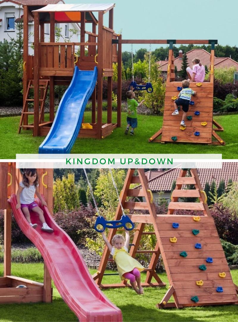 Kinderspielplatz Garten Kinderspielgerat Kingdom Up Down Kinderspielplatz Garten Kinder Spielgerate Kinderspielplatz