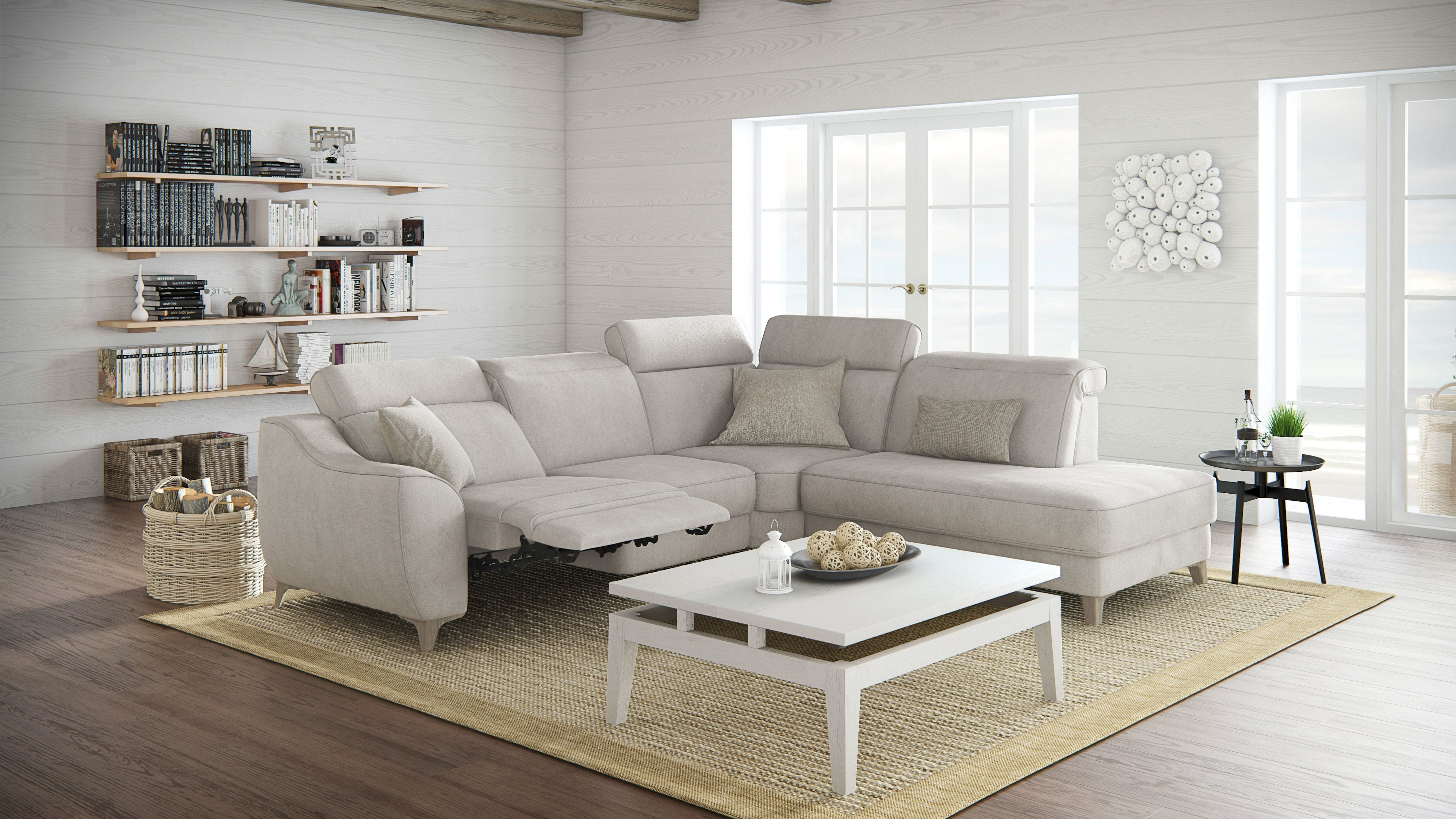 designed with versatility and style in mind diana sofa from rom