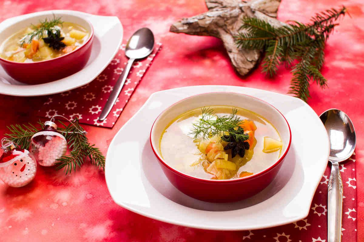 Zupa porowa z nutą korzenną #smacznastrona #poradytesco #zupa #zupaporowa #por #obiad #mniam