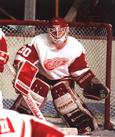 Adirondack Red Wings Goaltending History Chris Osgood Detroit Red Wings Red Wings Red Wings Hockey
