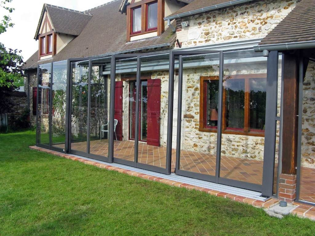 Modern Synonym For Glass Enclosed Porch in 2019 | Porch
