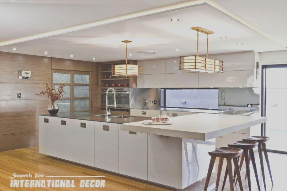 9 Wondeful Japanese Kitchen Design Photos In 2020 Modern Japanese Kitchen White Kitchen Design Kitchen Ceiling Design