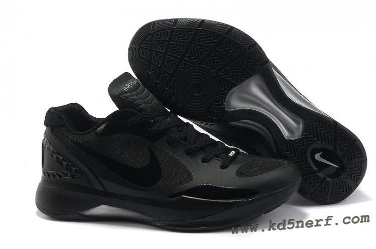 nouvelle arrivee d6216 7068f 2011 Nike Zoom Hyperdunk Low Shoes Blackout 2013 | Nike KD 5 ...