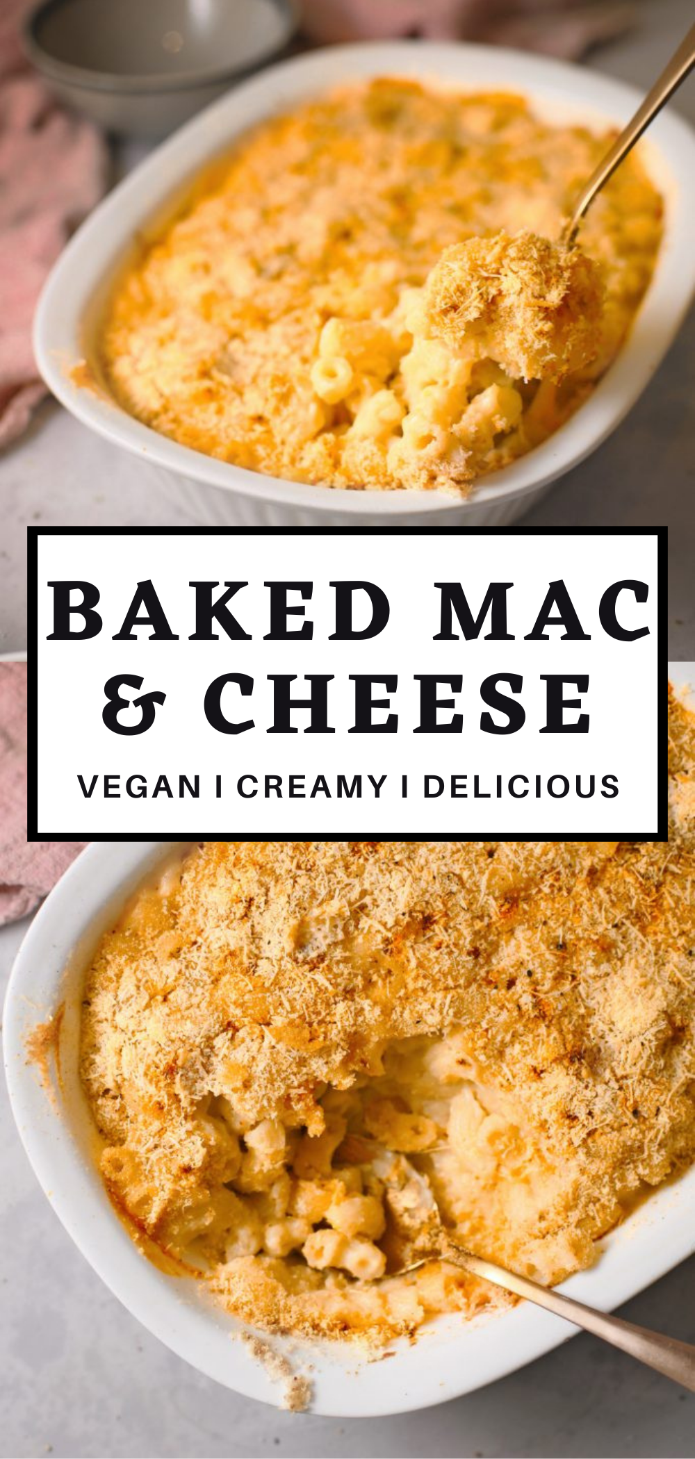 Creamy Baked Mac And Cheese Recipe In 2020