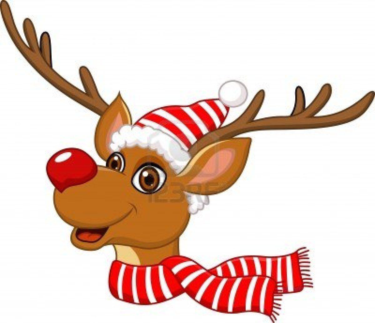 christmas raideer graphics Cute Christmas Reindeer