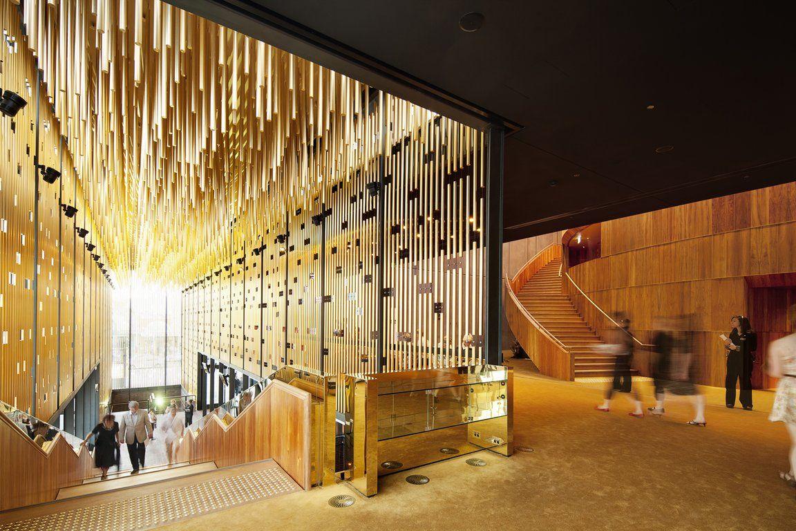 Media for state theatre centre of western australia - Registered interior designer georgia ...