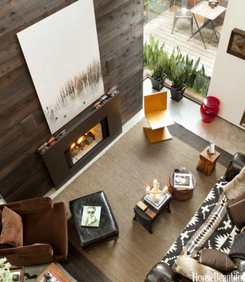 Interior Design Ideas 20 Modern Living Rooms As Seen From Above