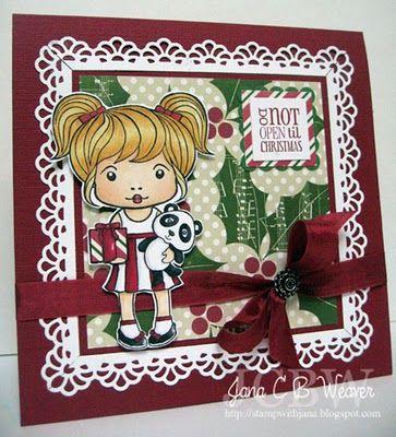 La Land Birthday Marci Made Into A Christmas Card