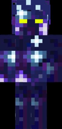 Galaxy Steve Nova Skin Minecraft Skins Galaxy Galaxy