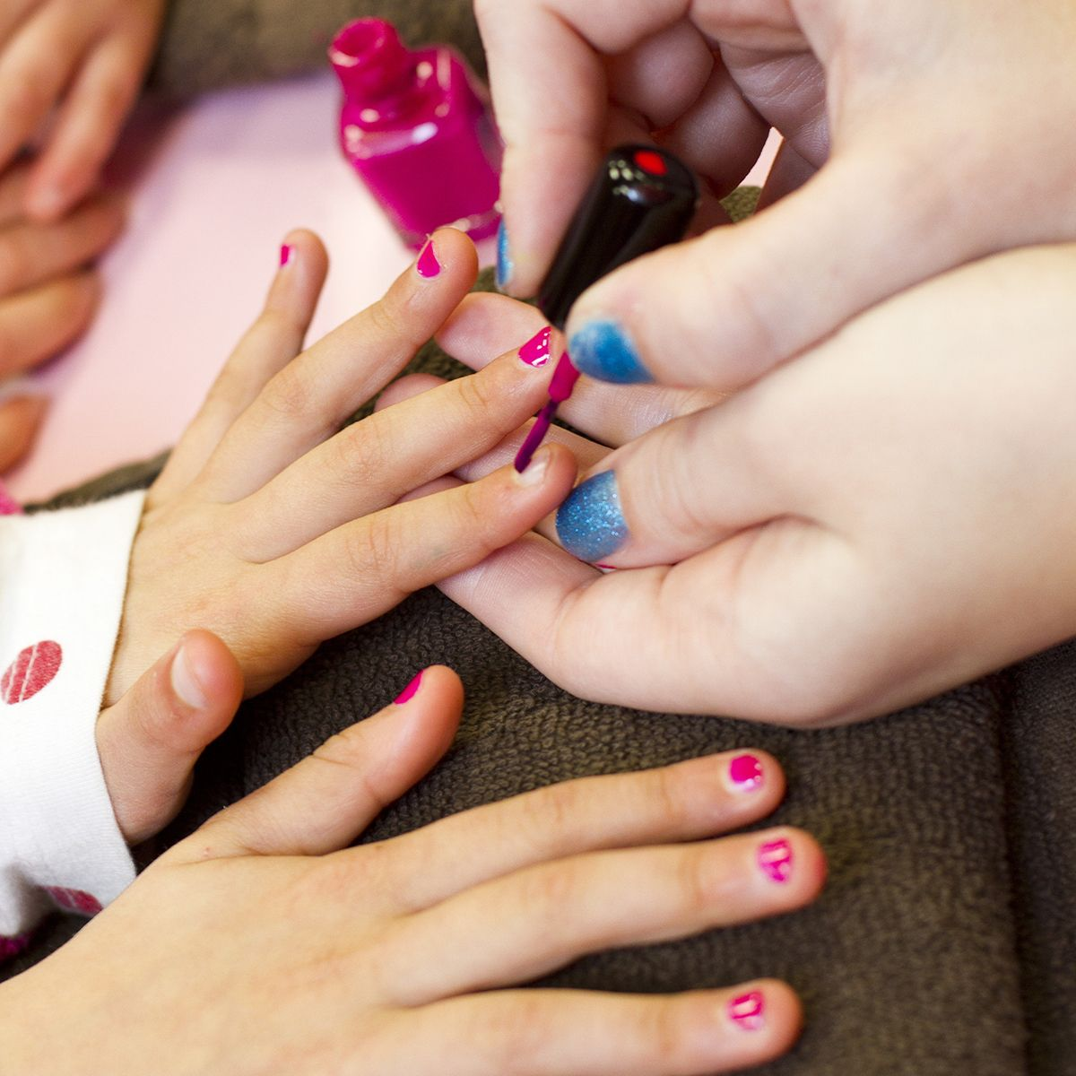 Pamper Your Wolf Pup With A Mani Pedi At Scooops Kid Spa In Great
