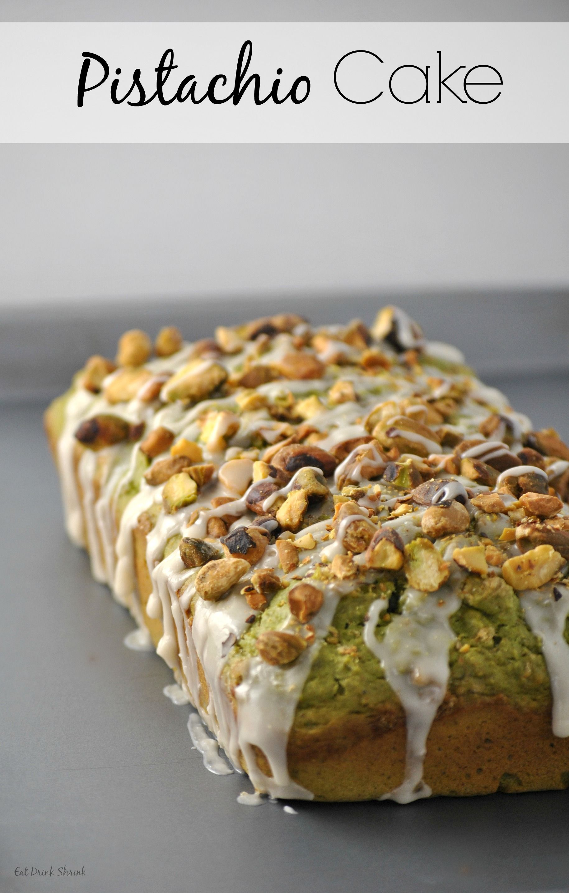 Best Pistachio Cake Recipe