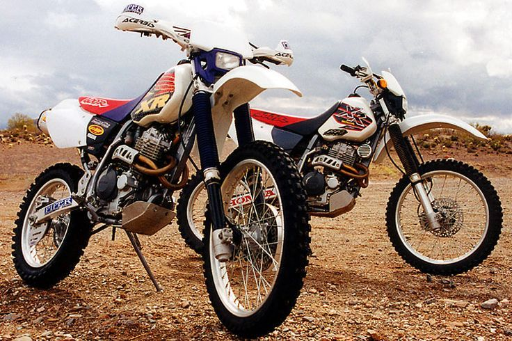 Honda XR400r (750x500) in 2020 Touring bike, Dual sport