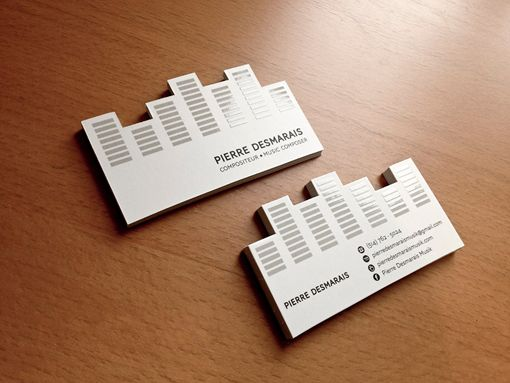 Very creative and still a budget friendly business card using one very creative and still a budget friendly business card using one color black on 16 reheart Images
