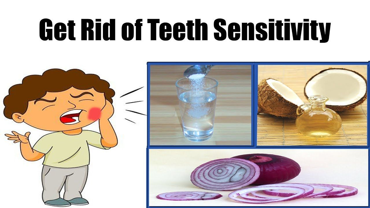 How Get Rid of Teeth Sensitivity 3 Quick Home Remedy for