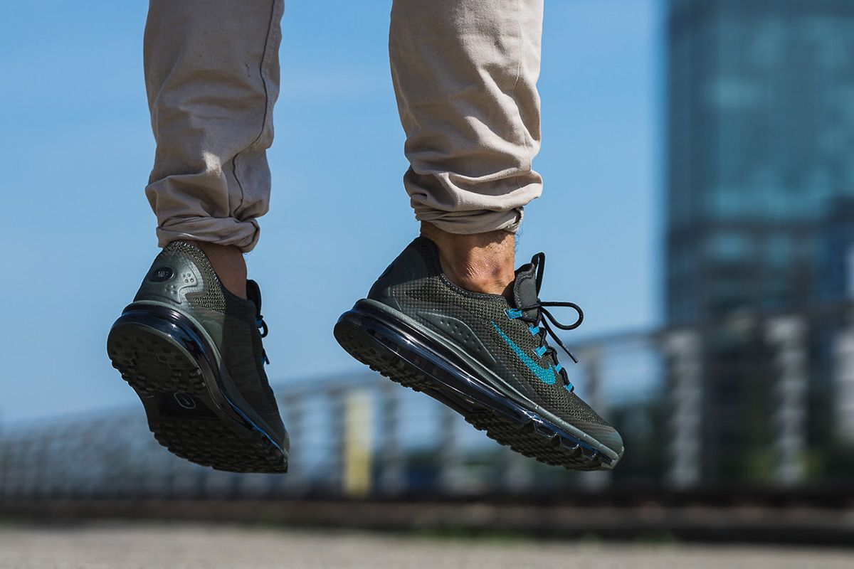 On-Foot: Nike Air Max More 'Ice Jade' - EU Kicks:
