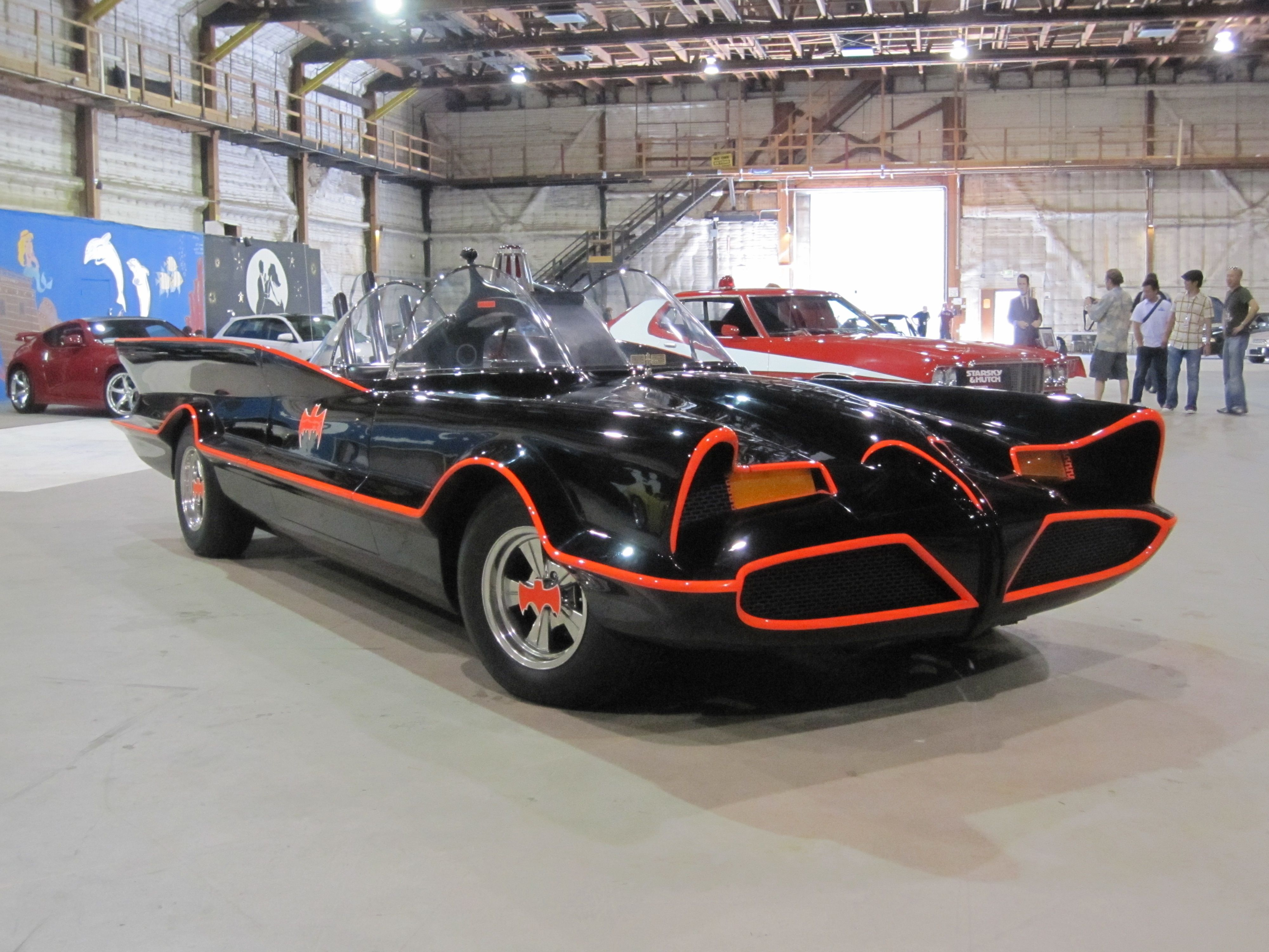1966 Batmobile Star Car Central Batmobile And Movie Car News