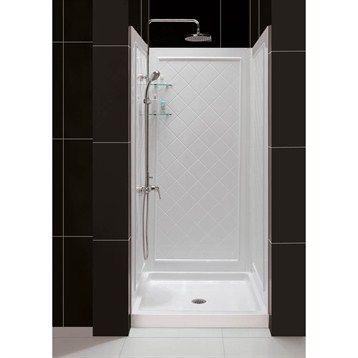 Bath Authority Dreamline Slimline Single Threshold Shower Base And