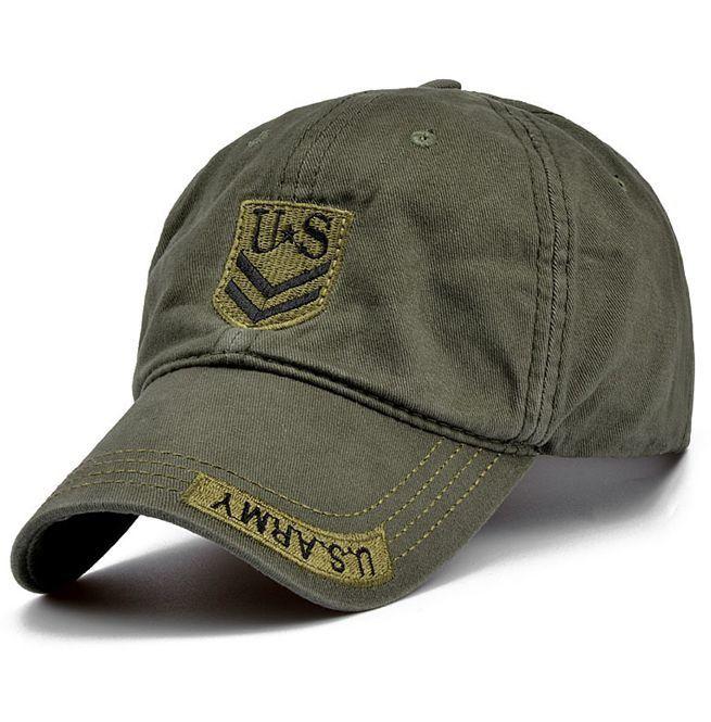 Us Army Logo Camo Print Baseball Cap In 2020 Mens Hats Baseball Hats For Men Casual Cap