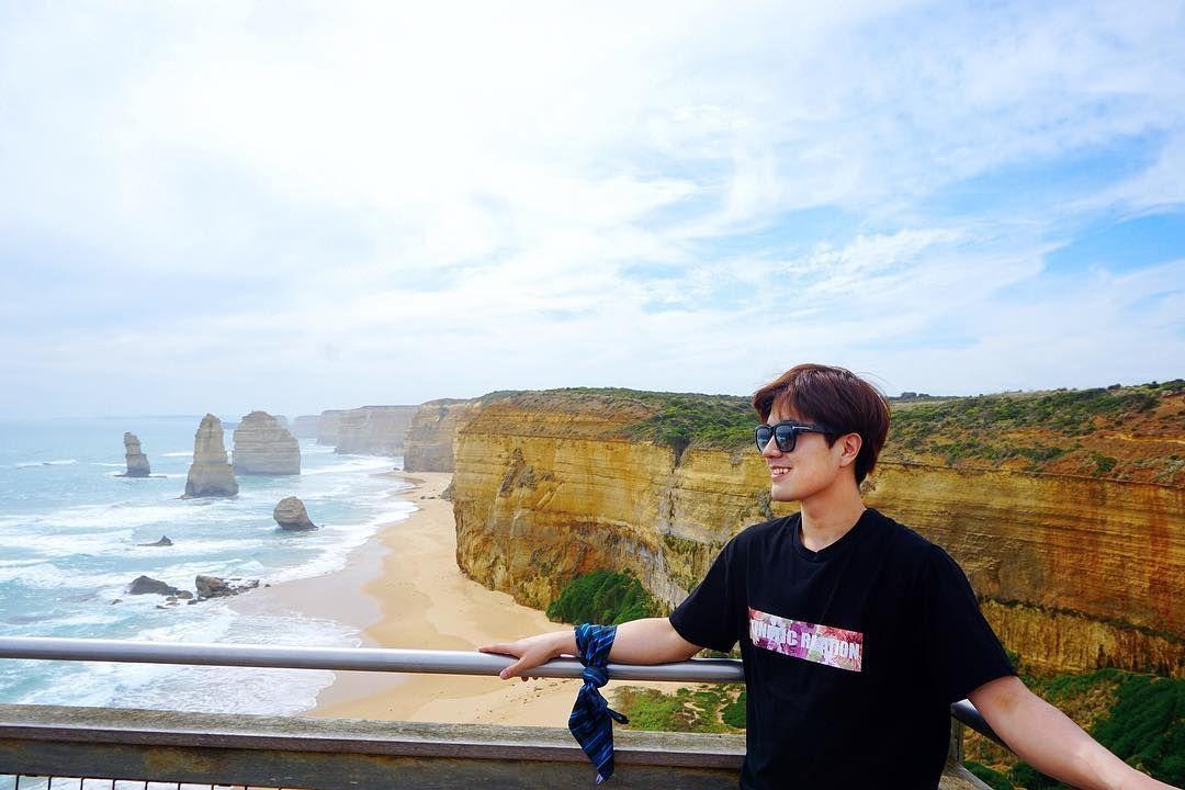 # 12사도 전망대 . . . . #australia #melbourne #greatoceanroad #princetown #12apostles #호주 #멜번 #그레이트오션로드 #12사도 by achieved.dream.s