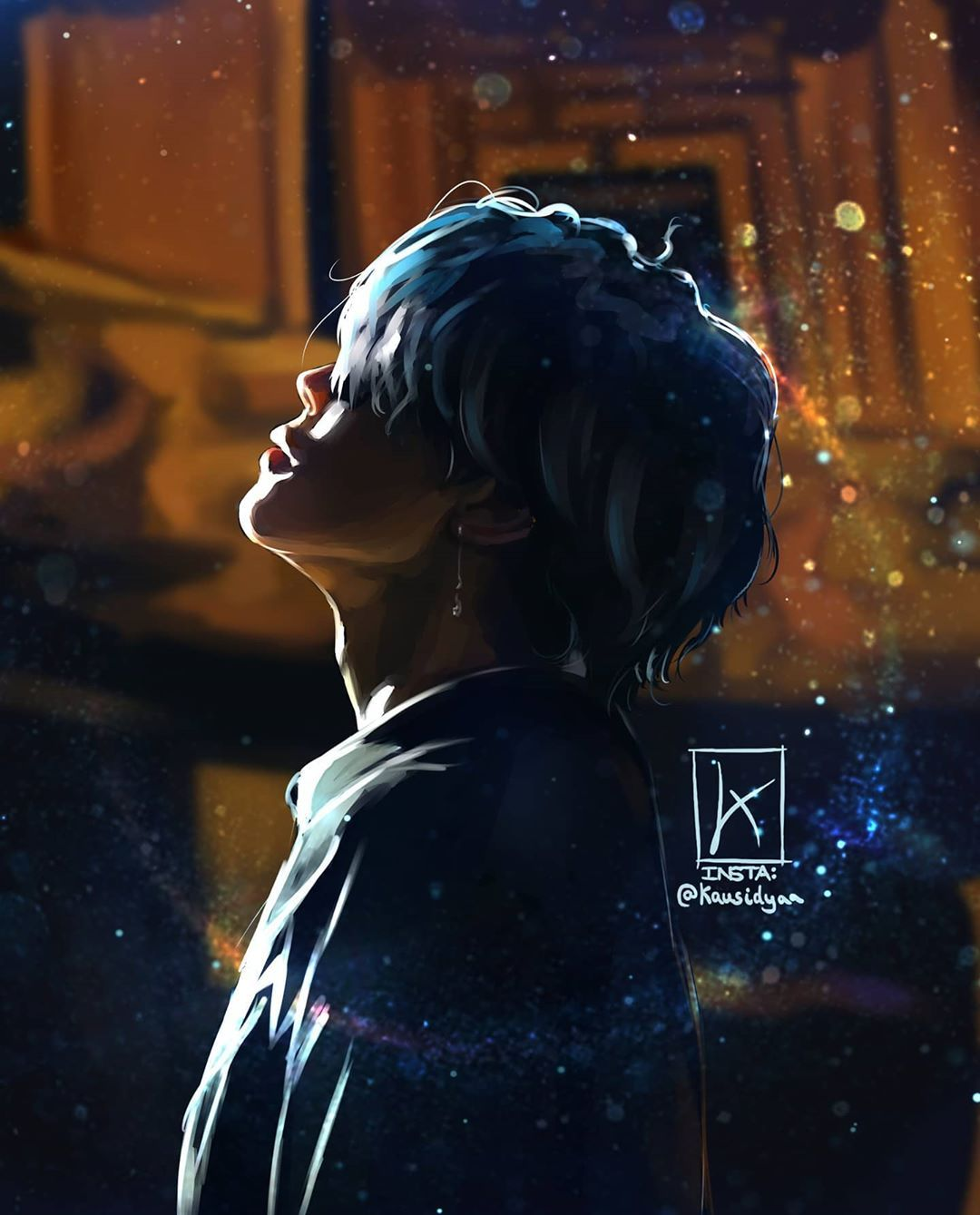 8 633 Curtidas 125 Comentarios Bts Fan Art Jenny Kili Kausidyaa No Instagram Black Swan Jimin Tried A Diffe Jimin Fanart Bts Fanart Korean Artist