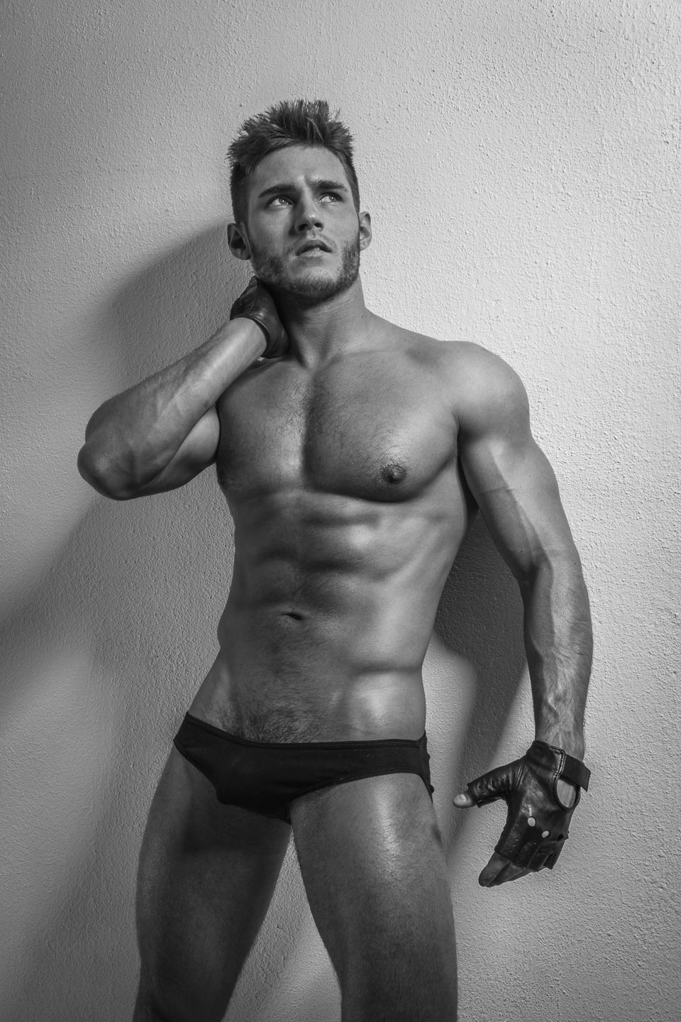 Adon Exclusive: Model Anatoly Goncharov By Lionel ANDRÉ ...